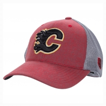 Calgary Flames Duster Stretchfit Cap - Sports Apparel
