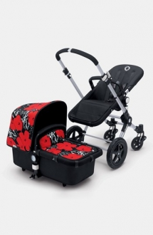 Cameleon & Cameleon - Andy Warhol Tailored Canvas Stroller Set by Bugaboo - For the new arrival