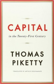 Capital in the Twenty-First Century by Thomas Piketty - Books