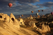 Cappadocia, Turkey - Beautiful places