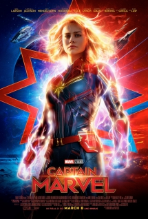 Captain Marvel - Favourite Movies