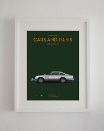 Cars & Films Prints - Gifts