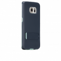 Case-Mate Navy Blue & Green Tough Stand Case for Samsung Galaxy S6 Edge - Phone Cases
