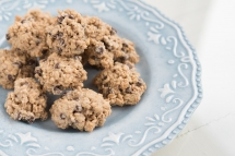 Chewy Chocolate Chip Tahini Cookies - Baking Ideas