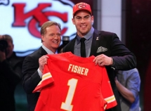 Chiefs take OT Eric Fisher No. 1 in NFL draft - Football