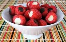 Chocolate filled raspberries - Dessert Recipes