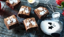 Christmas Brownies - Christmas Baking