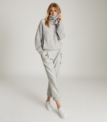 Chunky Roll-Neck Jumper - Comfy Clothes