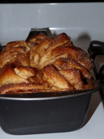 Cinnamon & Sugar Pull-Apart Bread - Recipes