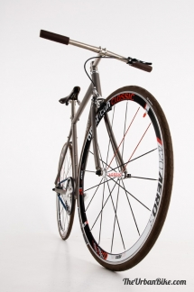 City Rider - Titanium single-speed bike from The Urban Bike - Single-speed bikes