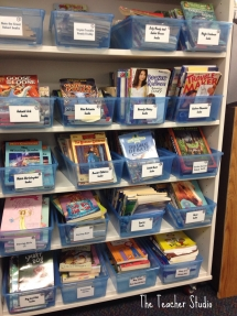 Classroom Library - Educational Ideas