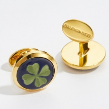 Clover Cufflinks - Comfortable Clothes