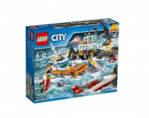 Coast Guard Head Quarters - Love Lego
