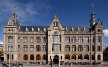Conservatorium Hotel in Amsterdam - Beautiful places