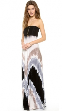 Convertible Maxi Dress by Young Fabulous & Broke - Fave Clothing & Fashion Accessories