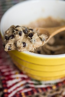 Cookie Dough Nut Butter & Double Cookie Dough Balls  Read more: http://ohsheglows.com/2012/12/21/coo - Healthy Food Ideas