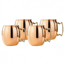 Copper Moscow Mule Mugs - Christmas Gift Ideas