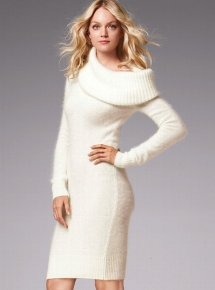 Cowlneck Sweaterdress from Victoria's Secret - Classic style