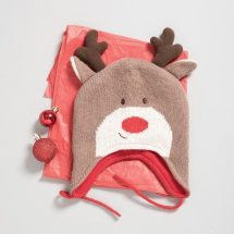 Cozy Reindeer Hat - For the kids
