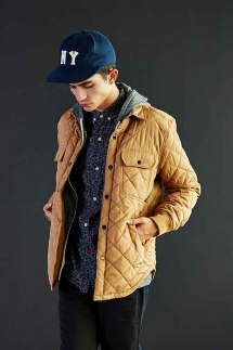 CPO Russo Quilted Shirt Jacket - Jackets & Coats