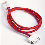 Cross Stripe Collective Cable - Cool technology & other gadgets