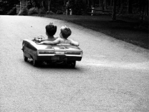Cruisin' [photo]  - Amazing black & white photos