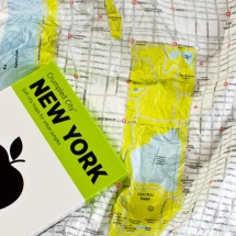 Crumpled City Maps - Latest Gadgets & Cool Stuff