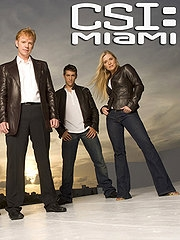 CSI: Miami - My Fave TV Shows