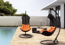 Curve Porch Swing Chair - Outdoor Furniture