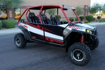 Custom 2013 Polaris RZR XP 4 900 - Side by Sides