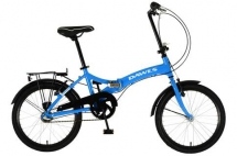 Dawes Diamond 2019 Folding Bike - Commuter Bikes