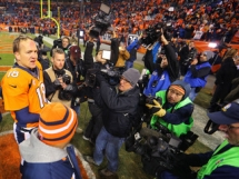 Denver Broncos one step closer to the Super Bowl after beating the Chargers 24-17! - Football