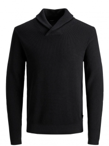 Diego Shawl Neck Sweater - Man Style