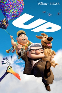 Disney Pixar's Up - I love movies!