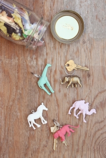 DIY Animal Keychains - DIY Projects