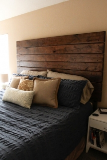 DIY Headboard - DIY Projects
