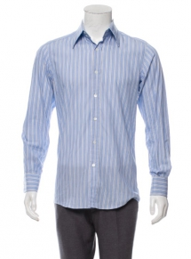 Dolce & Gabbana Striped Dress Shirt - Man Style
