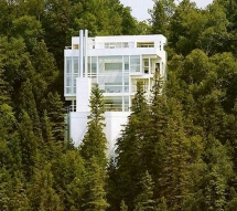 Douglas House by Richard Meier & Partners Architects  - Great houses