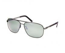 Drumlin Polarized Metal Navigator Sunglasses - Cool Shades