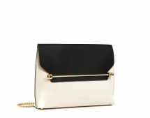 East/West Stylist Bi Colour Purse - Fave Clothing, Shoes & Accessories