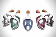 Easybreath Snorkeling Mask - Fave sporting gear