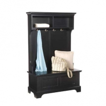 Ebony Storage Bench - For the home