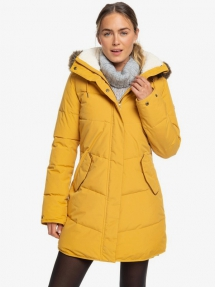 Ellie Longline Hooded Waterproof Puffer Jacket - Winter Wardrobe