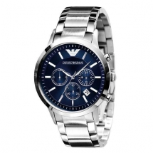 Emporio Armani Men's Chronograph Watch - Watches