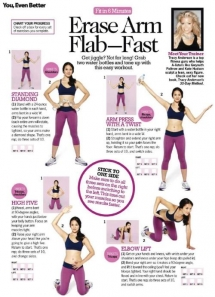 Erase Arm Flab-Fast - Fitness and Exercise