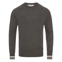 Ethan Cashmere Crew-Neck Jumper - Man Style