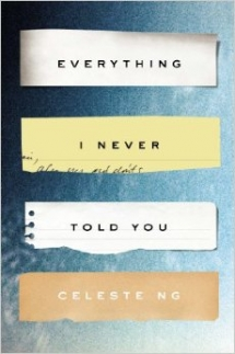 Everything I never told you by Celeste Ng - Books to read