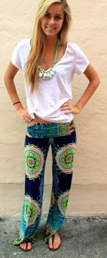 Exumas Pants Preppy - Fave Clothing & Fashion Accessories