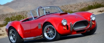 Factory Five Mk4 Roadster - Vintage Inspired Cars