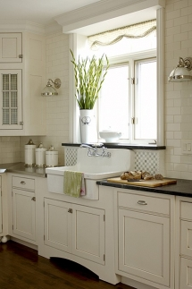 Farmhouse Kitchen - Great designs for the home